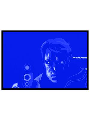 Shoping Inc POS30643 The Terminator Laminated Framed Poster