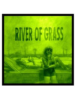 Shoping Inc POS30735 Crime film River of Grass Laminated Framed Poster