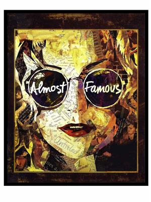 Shoping Inc POS30808 Comedy Almost Famous Hollywood drama  Movie Laminated Framed Poster