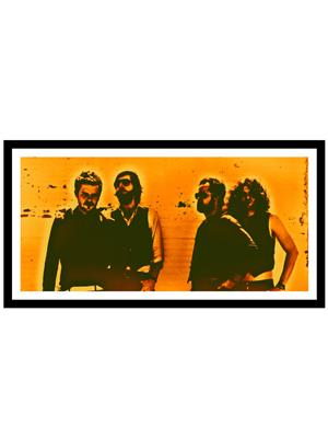 Shoping Inc POS30870 Everything Will Be Alright Rock band The Killers Laminated Framed Poster