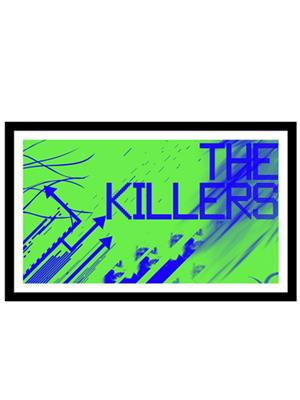Shoping Inc POS30881 Joseph, Better You Than Me Rock band The Killers Laminated Framed Poster