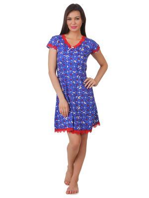Fasense Pr015 A Multicolored Women Night Wear