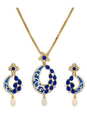 The Luxor PS-1298 Multicolored Women Jewellery Sets