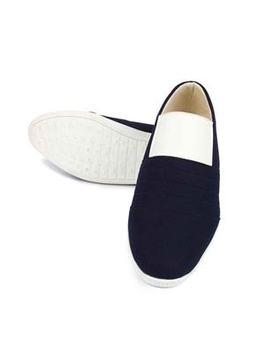 Series PS3502-BLU Blue Men Loafer Shoes