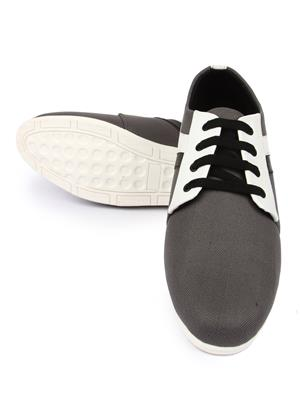 Series PS3506-GRY Grey Men Sneaker Shoes