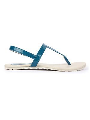 Jove PSJ170 Blue Women Sandal