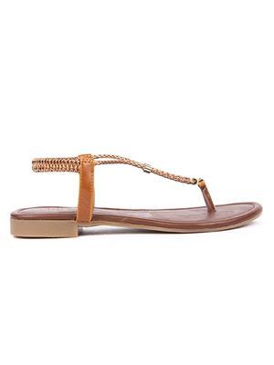Jove PSJ515 Copper Women Sandal