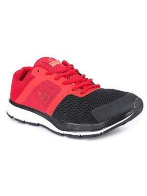 Austin-Prozone P 196 Red Black Men Sport Shoes