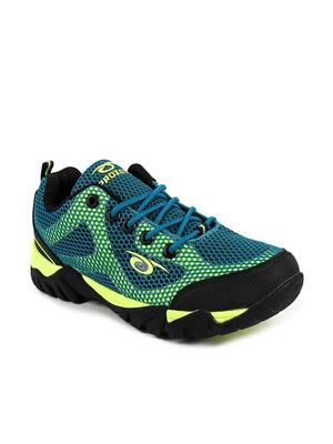 Austin-Prozone P 203 Nvy Navy -Green Men Sport Shoes