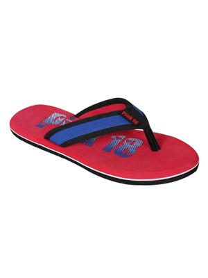 Pink18 402 Red Blue Women Flipflop