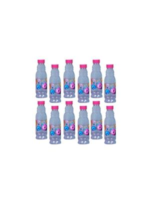 Intra Plasto Polo Green 1000ml Plastic Bottle set of 12