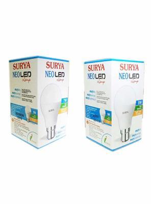 Surya QQ-10 Neo 9W & 7W LED Bulb