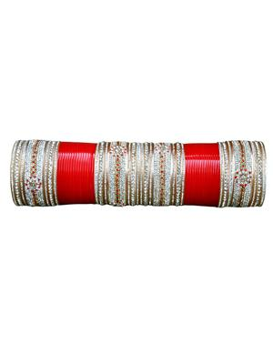 Vivah Bridal Chura R-101 Multicolored Women Bangles