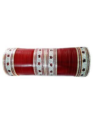 Vivah Bridal Chura R-31 Multicolored Women Bangles
