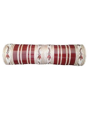 Vivah Bridal Chura R-39 Multicolored Women Bangles