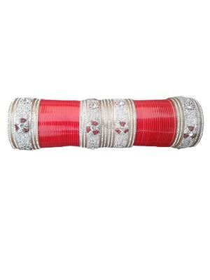 Vivah Bridal Chura R-42 Multicolored Women Bangles