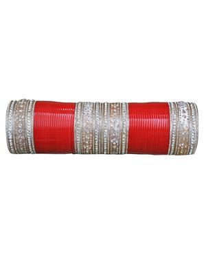 Vivah Bridal Chura R-77 Multicolored Women Bangles