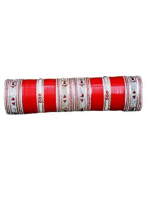 Vivah Bridal Chura R-84 Multicolored Women Bangles