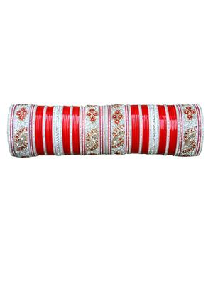 Vivah Bridal Chura R-98 Multicolored Women Bangles