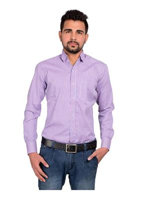 Riwas Collection R111 Pink Men Formal Shirt