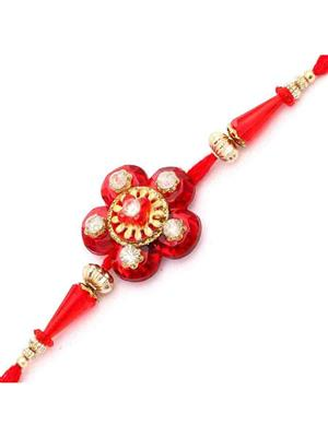 RINU R17  Red  men rakhi