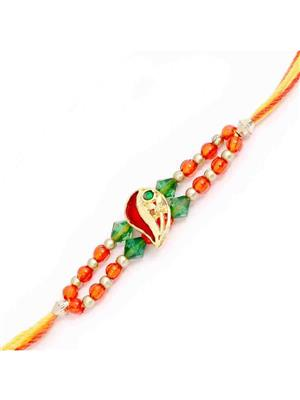 RINU R21  Red  men rakhi