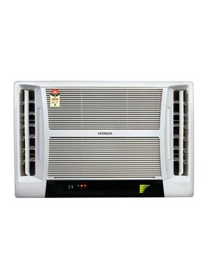 Hitachi 1.5 Ton 5 Star Summer QC RAV518HUD Window Air Conditioner
