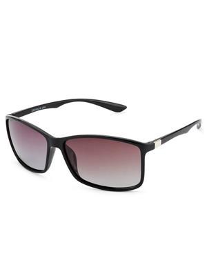 Rafa RB4179POLSBLKGDGRY Black Unisex Wrap Sunglasses