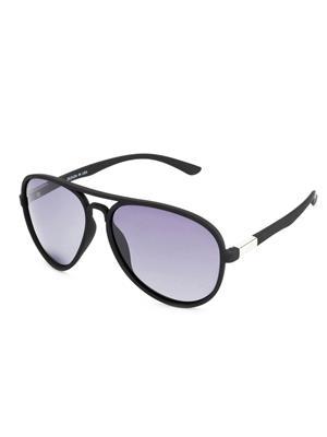 Rafa RB4180RUBBLKGRDGRY Black Unisex Aviator Sunglasses