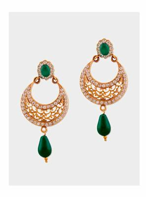 Rolycreation RCJ3023 Green Women Earings