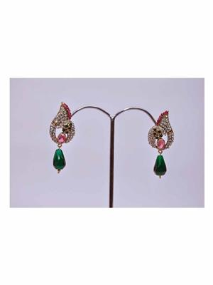 Rolycreation RCJ3059 Green Women Earings
