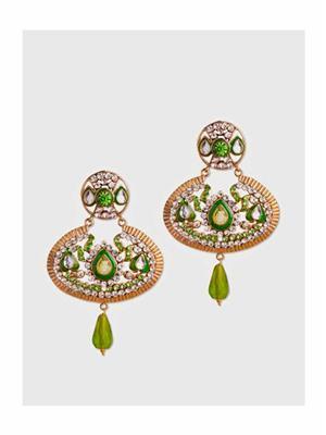 Rolycreation RCJ3102 Green Women Earings
