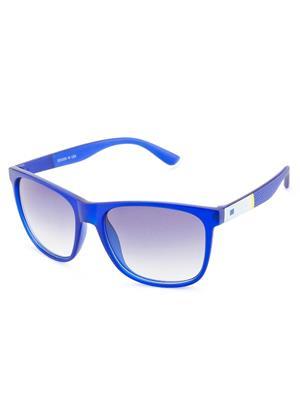 Rafa RF1281BLUGDGRY Blue Unisex Wayfarer Sunglasses