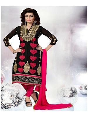 Rahi Fashion RF20027 Black Women Salwar Suit