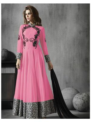 Rahi Fashion Rf20092 Pink Women Anarkali Suit