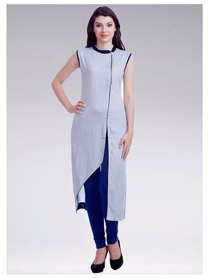 Rahi Fashion Rf20145 Grey Women Kurti