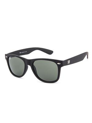 Rafa RF82231RUBRBLKG15 Black Unisex Wayfarer Sunglasses