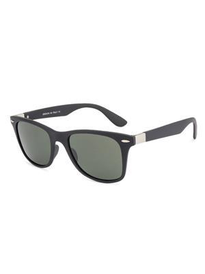 Rafa RF91511BLKG15 Black Unisex Wayfarer Sunglasses