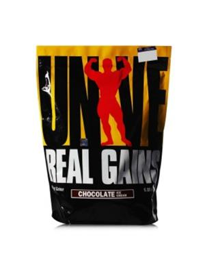 Universal Nutrition Real Gains, Chocolate Ice Cream 3.8 lb
