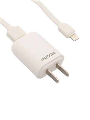 Remax Rmcch102 White Usb Charger