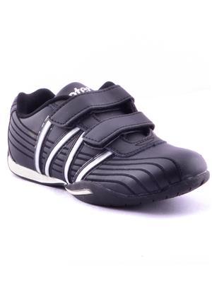 ESCAN RNICALES-410231 Black Sport Shoes
