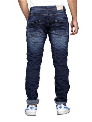 Spykar RO-S15-14 Blue Narrow Fit Men Jeans