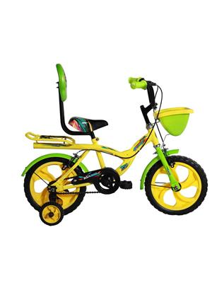 BSA ROCKY 14 Yellow Baby & Kids Bicycle 3-5y