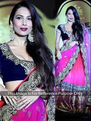 RCPC RP287 Pink Women Bollywood Lehenga Choli