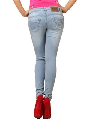 Rich & Skinnys RS 08 Light Blue Women Jeans