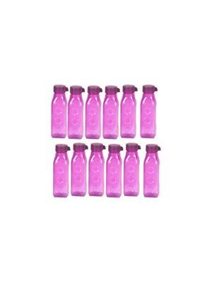Intra Plasto Ranger Green 1000ml Plastic Bottle set of 12
