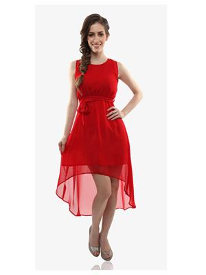 The Shopoholic Rd Red Women Dresses