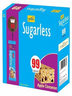 RiteBite Sugarless Apple Cinnamon 24 Piece Pack