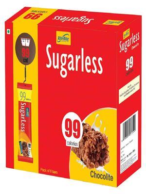 RiteBite Sugarless Choco Lite 24 Piece Pack