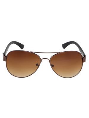 Adine  Rr650-Brown Wayfarer Sunglasses